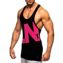 Zogaa Mens Running Vest Gym Sleeveless Shirt Summer Slim Tank XS-3XL 2018 Men Sport Top New Workout Training Man Singlet