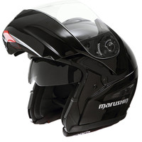 Authentic MARUSHIN Malu Shen M409 motorcycle helmet full helmet visor full face helmet visor exposing capacetemotorcycle