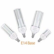 WENNI LED Lamp E27 110V Corn LED Bulb 5W 10W 15W 20W E14 Candle Bulb 2835 SMD Bombillos LED Light 220V No Flicker Energy Saving