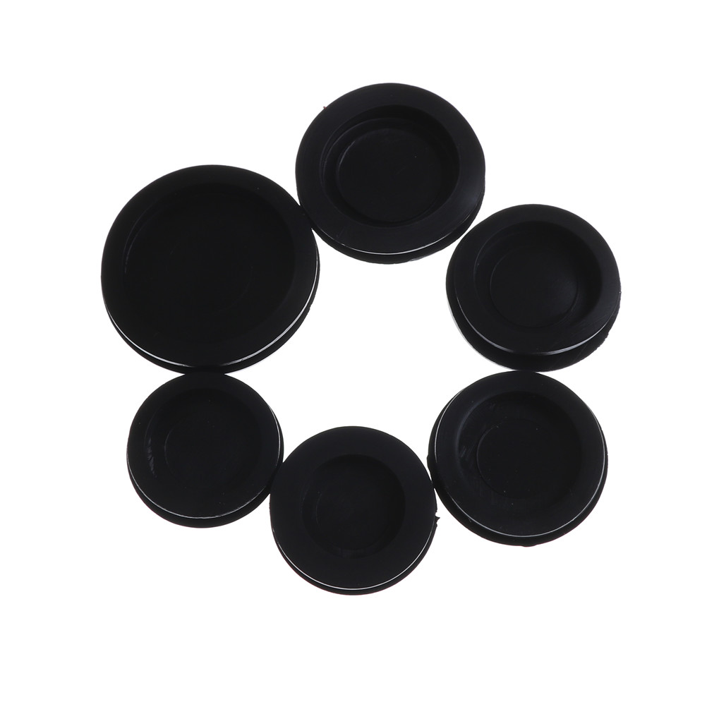 5Pcs  34mm-50mm Rubber Money Saving Box Piggy Bank Closure Plug Stopper Cover