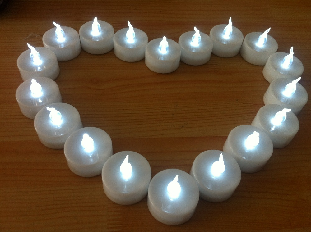 48pcs amazing birthday candle white for girl friend gifts romantic 48pcs amazing birthday candle white for girl friend gifts romantic wedding anniversary led candles christmas home decoration in candles from home garden junglespirit Gallery
