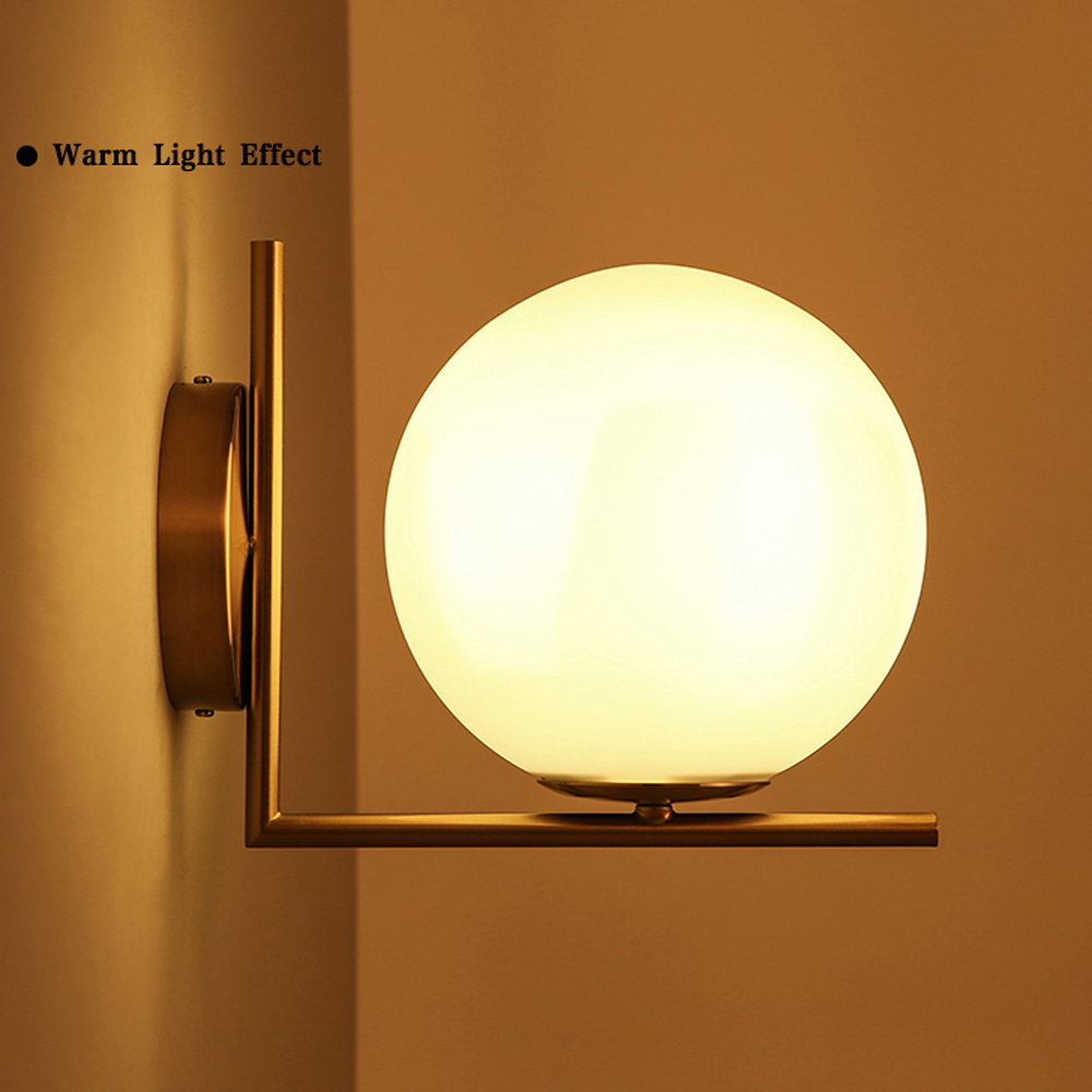 Led Wall Lamp Lamparas De Pared Modern Wall Lights For Bathroom ...