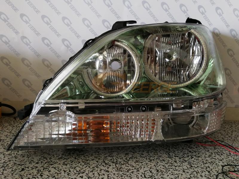 For Lexus RX300 1999 2000 2001 2002 2003 Գերազանց Angel Eyes - Ավտոմեքենայի լույսեր - Լուսանկար 5