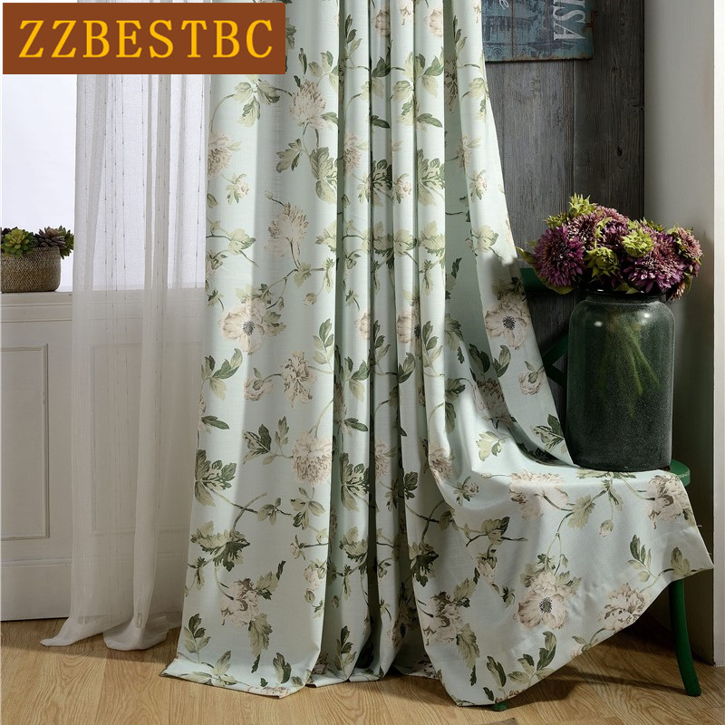 Upscale European Style 3 Kinds Of Printed Blackout Curtains For The Living  Room Window Curtain Kitchen Window Curtain Bedroom
