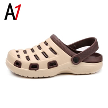 Limited-time discount wedge sandals women shoes non-slip slippers men shoes fashion summer beach shoes men sandals closed toe