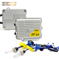55 w rápido rápido escondeu Kit xenon Farol Do Carro auto lâmpada xenon conversão kit H1 h7 H11 hb3 hb4 branco cor 6000 k livre grátis