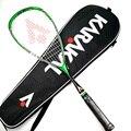 Juego de entrenamiento profesional Karakal oficial 130g SLC raqueta de Squash de fibra de carbono para jugadores