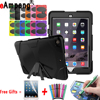 Case For New IPad 9 7 Inch 2017 Armor Silicone Heavy Duty Protection Cover Case For