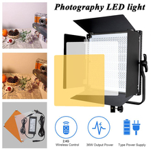 Pixel K80 Wireless LED Video Light 5600K con transmisión inalámbrica integrada 2.4G para fotografía de estudio Video Shooting YouTube