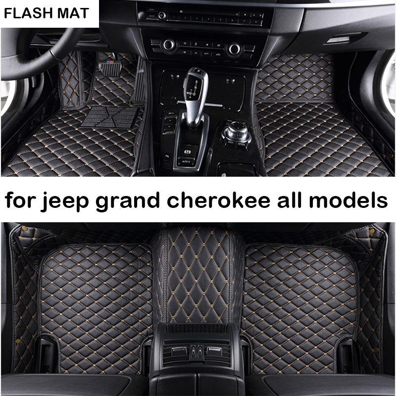 car floor mats for jeep Renegade jeep compass 2018 jeep grand cherokee jeep patriot auto accessories car mats литье jeep aev
