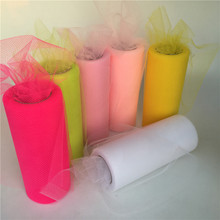 Tulle Roll (22m/roll)15cm Crystal Organza Spool Tutu Soft Wedding Christmas Birthday Party Kids Favors Baby Shower