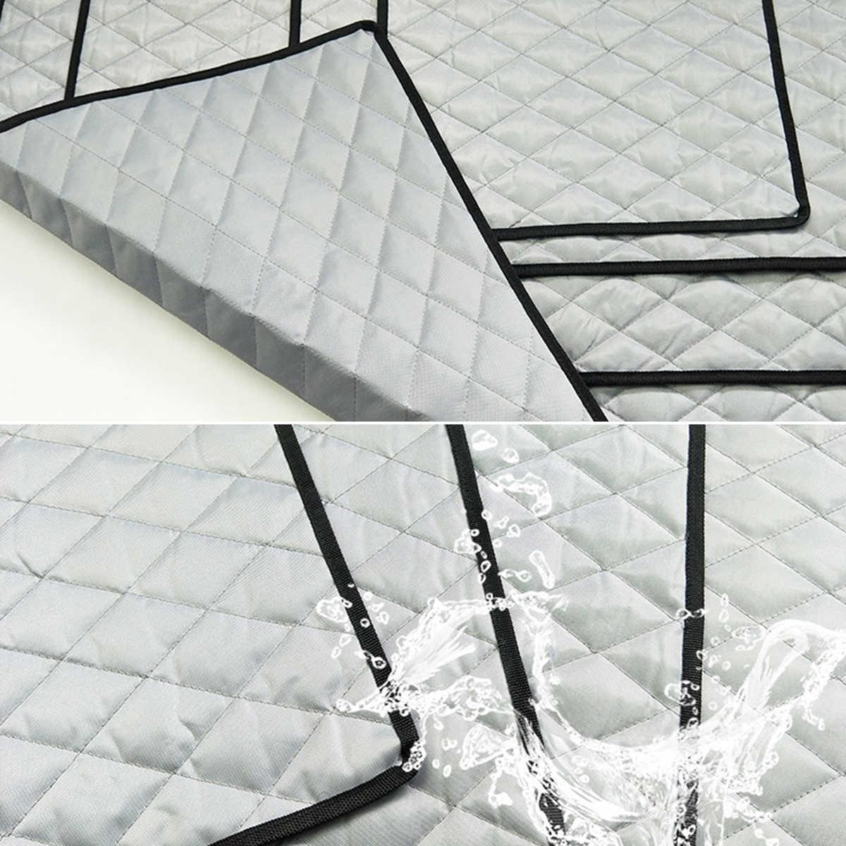 Été gris animaux de compagnie tapis de refroidissement Non toxique Cool Pad lit chiens chat chiot coussin lits tapis respirant couverture chien accessoires fournitures