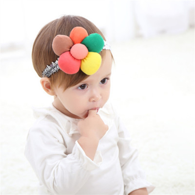 cf35d83ad631b US $0.98 15% OFF|2018 New Baby Bow Spring Headband Infant Hair Accessories  Girls Cute Pink Headwear Toddler Baby girl Accessories BHW 094-in Hair ...