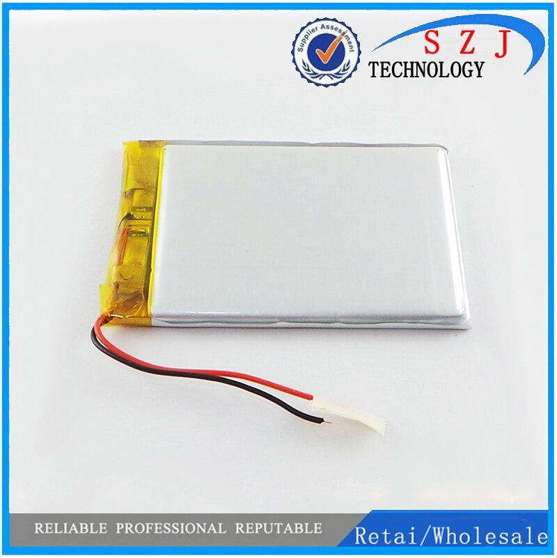 Universal inner 3000mah 3.7V Battery Pack For 7 Irbis TZ46 TZ45 TZ70 TZ52 TZ02 TZ50 TZ51 Tablet Exchange Replacement hbt3570100 universal 3 7v 3000mah built in battery for 7 8 9 10 10 1 tablet pc silver