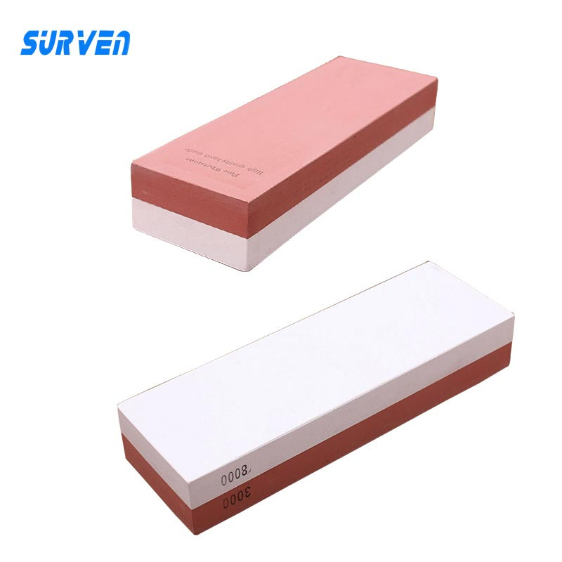3000 8000 Double Side Sharpening Stone Whetstone Grindstone Knife Sharpener Kitchen Knives Grinding Tool Grinder Accessories