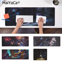 MaiYaCa Simple Design LEAGUE OF LEGENDS KINDRED Beautiful Anime Mouse Mat Rubber PC Computer Gaming mousepad