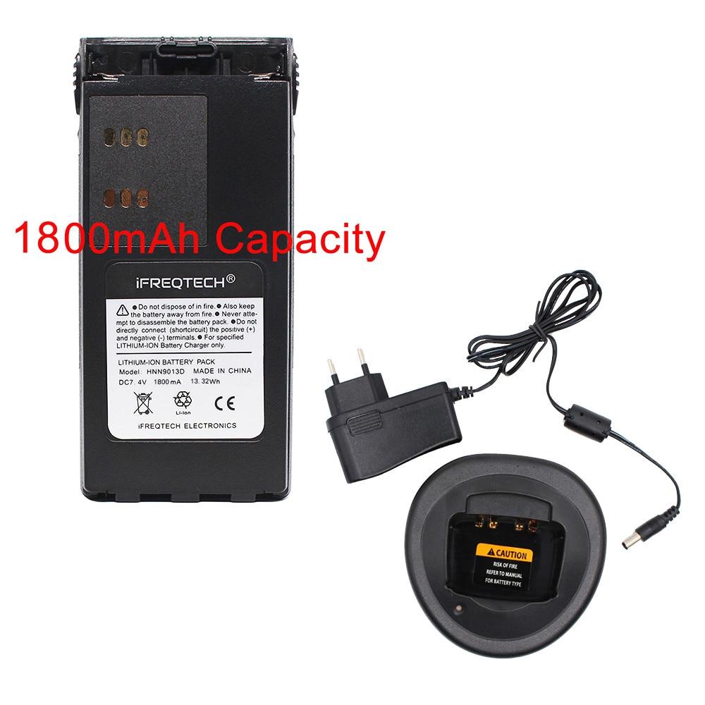 HNN9013A HNN9013 Li Ion 2100mAh Battery for Motorola GP1280 MTX850 GP640 GP680