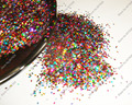 50gram-(1MM) 040inch Mixed Laser Colors Dazzling Diamond Glitter Paillette Spangles Shape for Nail Art Decoration&Glitter Crafts
