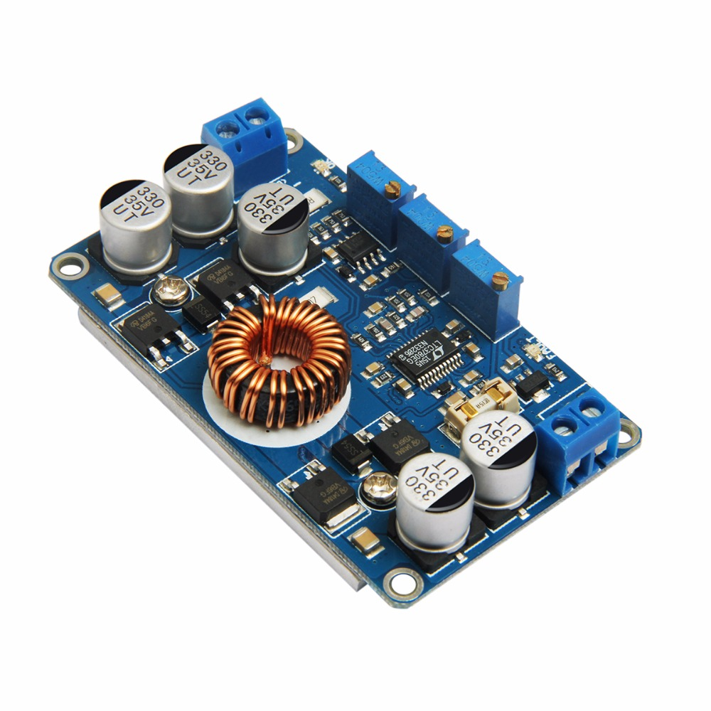 Automatic Lifting Pressure Constant Voltage Step Up Step Down + Heatsink