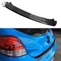 Аксессуары для багажника из углеродного волокна для Hyundai Veloster отделка задней загрузки из углеродного волокна (все модели) комплекты для куз...
