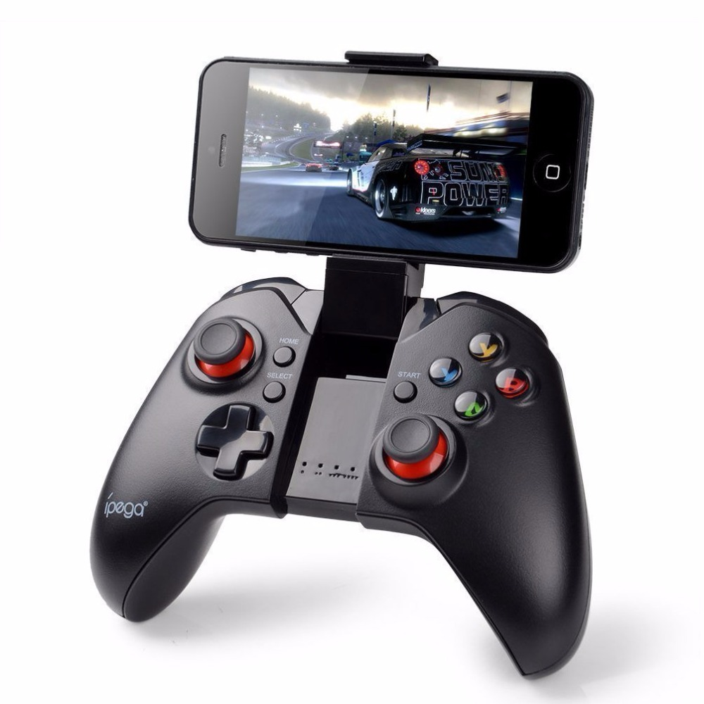 все цены на iPega PG-9037 Wireless Bluetooth 3.0 Gamepad Remote Controller Gaming Pad Joystick For IOS Android Phone Tablet PC Smart TV Box