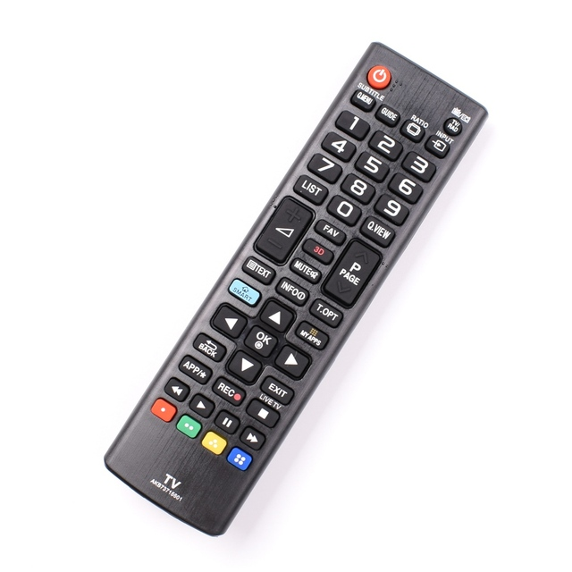 Remote Control Replacement For LG TV AKB73715601 55LA690V 55LA691V , High Quality LG TV Controller