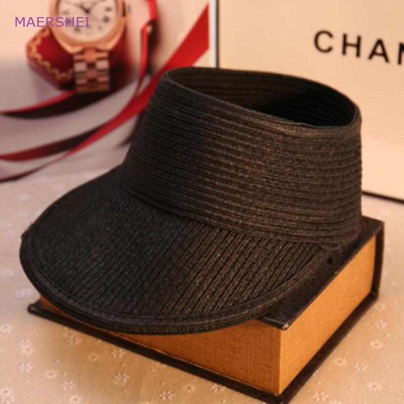 MAERSHEI Topi perempuan musim panas perjalanan di luar ruangan topi - Aksesori pakaian - Foto 6