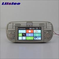 Car Radio For Fiat 500 2007 2013 GPS Nav Navi Navigation Stereo Audio Video CD DVD
