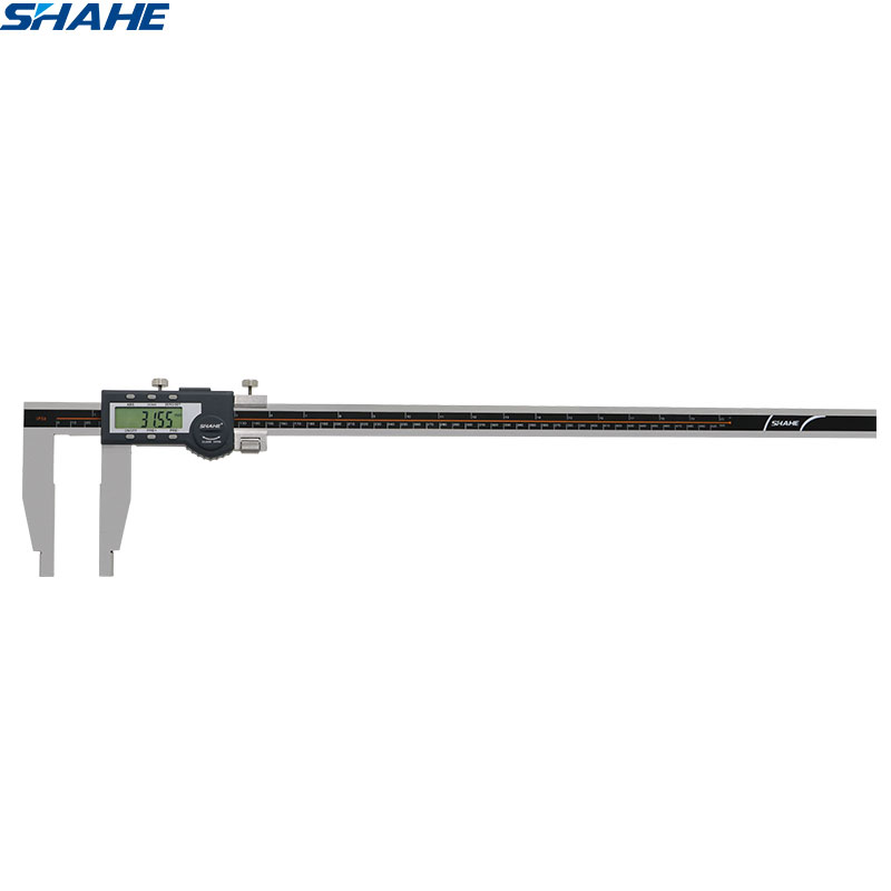 SHAHE New Vernier Caliper 600 mm Paquimetro Digital Caliper Micrometer Stainless Steel Electronic Digital Caliper 600