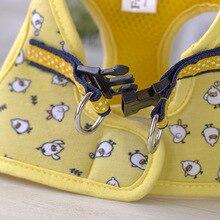 Cute, soft Yorkie Harness + walking Leash / Lead