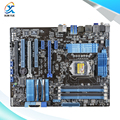 Для Asus P8P67 PRO Original Used Desktop Материнских Плат Для Intel P67 Socket LGA 1155 Для i3 i5 i7 DDR3 32 Г SATA3 USB3.0