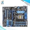 Para asus p8p67 pro original usado motherboard desktop para intel p67 soquete LGA 1155 Para i3 i5 i7 DDR3 32G SATA3 USB3.0