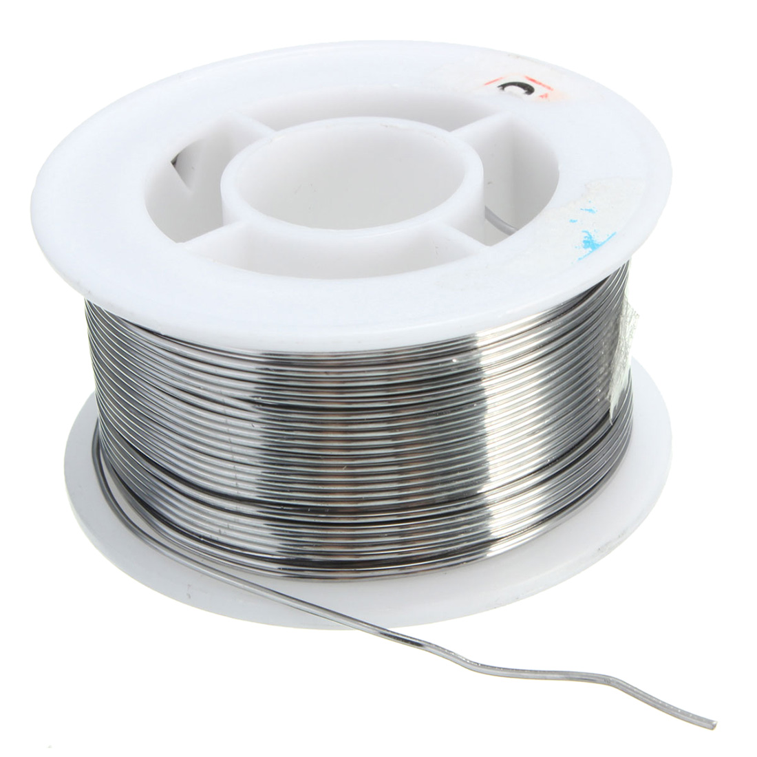 Promotion! 100g 0.8mm 60/40 Tin lead Solder Wire Rosin Core Soldering 2% Flux Reel Tube ...