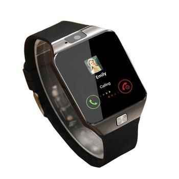 New Smartwatch Intelligent Digital Sport Gold Smart Watch Pedometer For Phone Android Wrist Watch Men Women's Watch Fitness