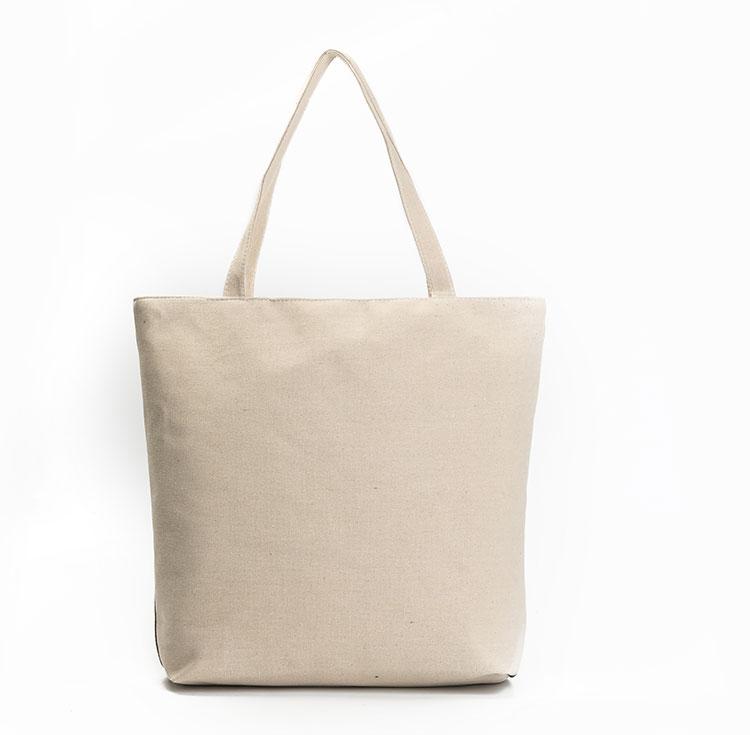 Cat Print Embroidery Handbag
