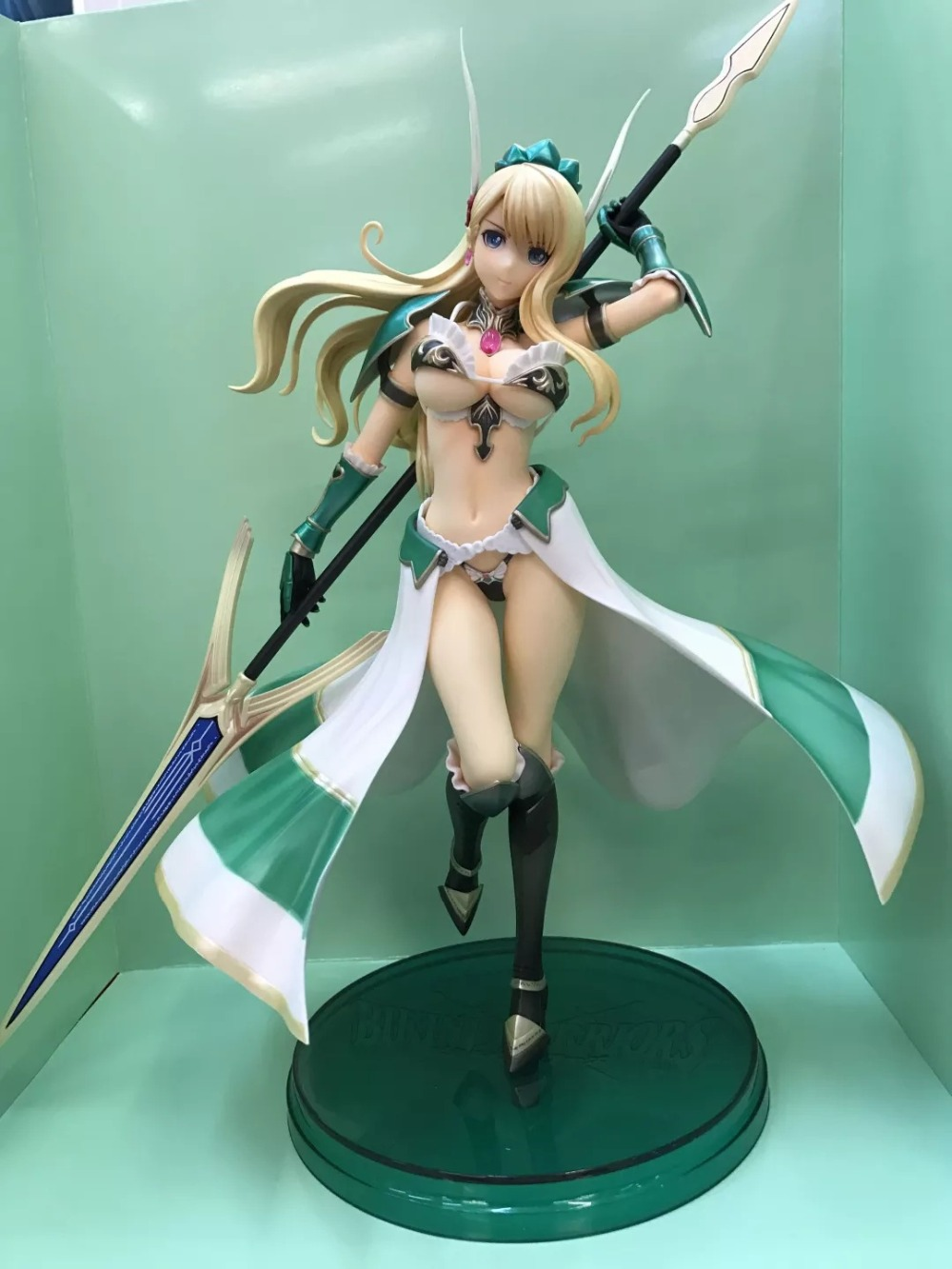 New Anime Alphamax Bikini Warriors Valkyrie 1//7 Scale PVC Figure Hot