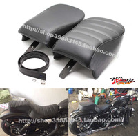 Motorcycle rear seat, rear seat cushion, Harley Sportster XL 883 x48 nightster 2016 2017