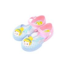 Childrens Shoes 2019 New Summer Girls Cartoon Sandals PVC Jelly Kids Beach Baby  Princess