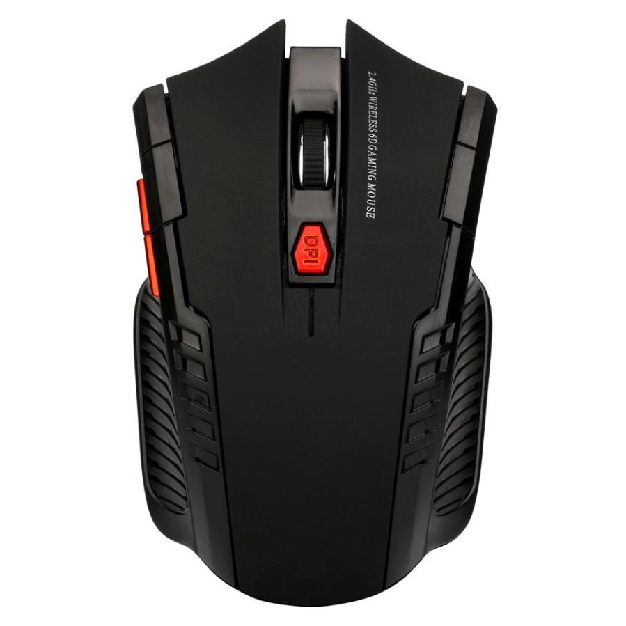 Adroit 2 4Ghz Wireless Gaming Mouse Mini 1200DPI Optical Mice With USB Receiver For PC Laptop