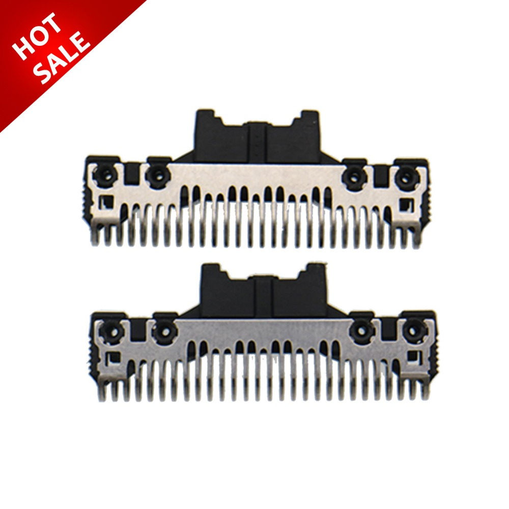 2pc Shaver Head Cutter Blades ES9072 For Panasonic ES8016 ES7027 ES7021 ES7022 ES7016 ES8026 ES8035 ES7005 ES7006 ES8018 ES7026