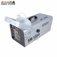 1500W christmas Snow Machine Stage DJ Effect Remote Control disco dj stage snow projector
