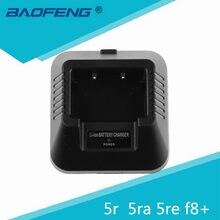 2 pçs novo carregador de mesa original base terno para baofeng walkie talkie UV-5R com frete grátis