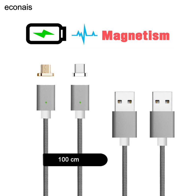 2c5f89f52a177b ... Charge Magnet Charger for iPhone Micro USB Cable Type-C. В избранное.  gallery image
