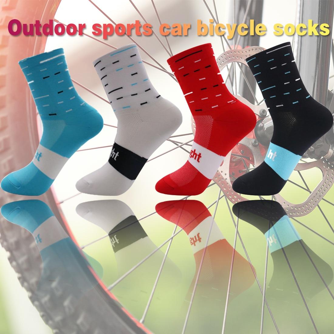 Sport & Unterhaltung Unisex Professionelle Bashetball Socken Sport Socken Breathable Straße Fahrrad Socken Outdoor Racing Radfahren Socken Calcetines Produkte Werden Ohne EinschräNkungen Verkauft Sport Zubehör