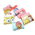 Cartoon Cute Cotton Underwear Women Package Hip Fashion Sprouting Underpants Cartoon Printing Panties tangas mujer  CD125