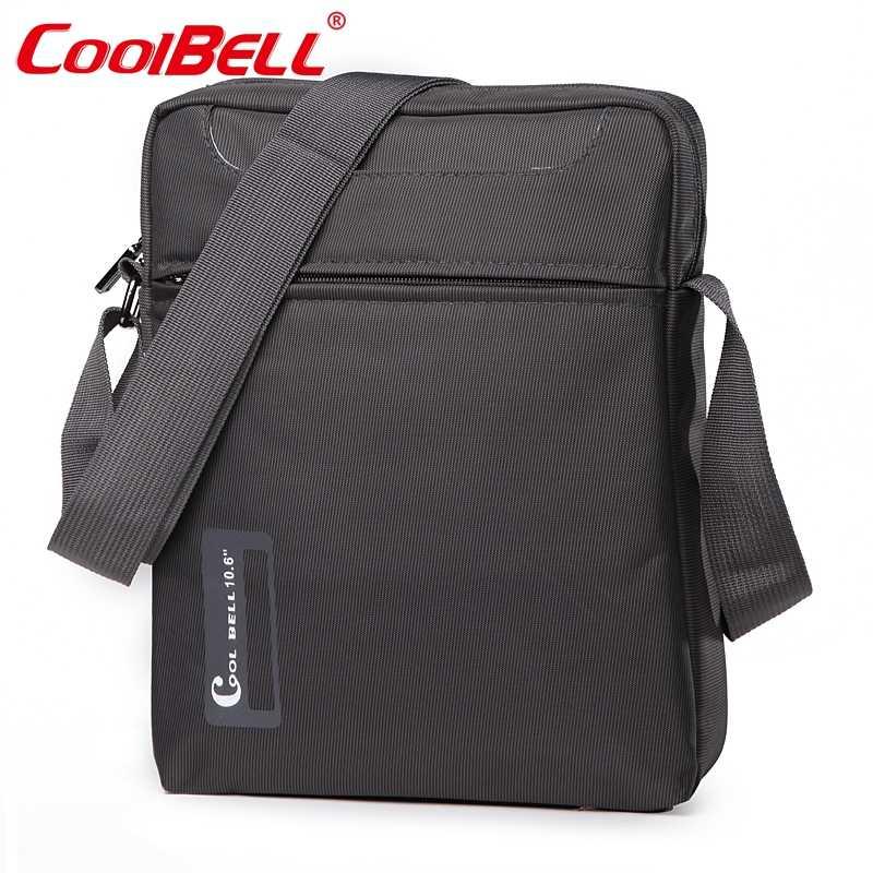 31179e3c7b60 Cool Bell Shoulder Messenger Bag for Men Women Small Crossbody Bags Male  Travel Sling Bag Casual