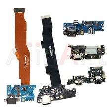 цена на AiinAnt Original USB Date Charging Port Charger Dock PCB Connector Flex Cable For Xiaomi Mi 4 5 5X 5s Plus 6 6x 8 8SE Lite