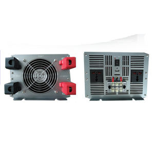 Image 5 - Автомобильный инвертор с синусоидальной волной, 10000 Вт, постоянный ток 12 В 24 В в переменный ток 220 В 110 В, адаптер с USB зарядным устройством