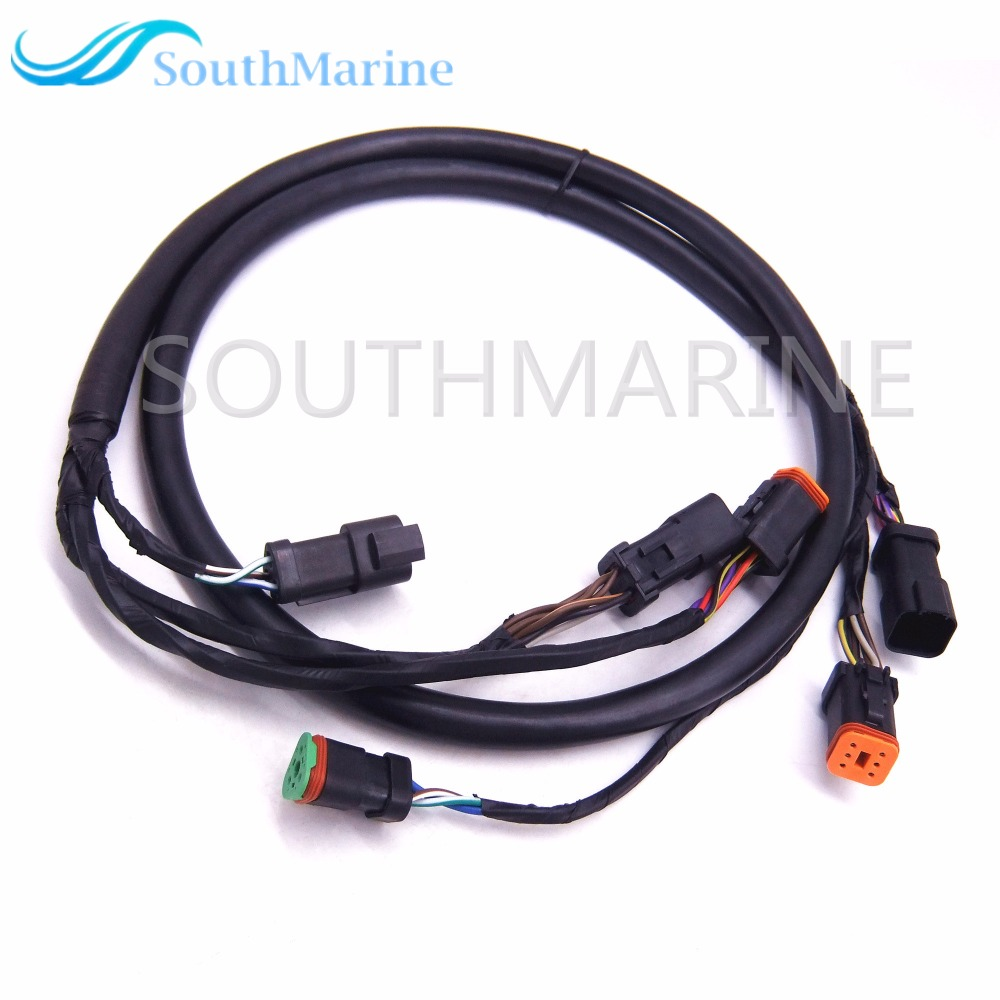 Outboard Motor 15m 0176333 176333 5ft Extension Harness Cable Omc Wiring Assembly For Evinrude Johnson In Boat Engine From Automobiles Motorcycles On