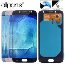 T-PARTS AMOLED Display J7 Pro for SAMSUNG Galaxy J7 Pro 2017 LCD J730 Display Touch Screen J730F for SAMSUNG J7 Pro Replacement(China)